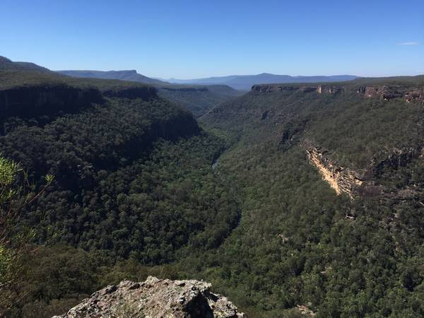 Morton NP Lookout
