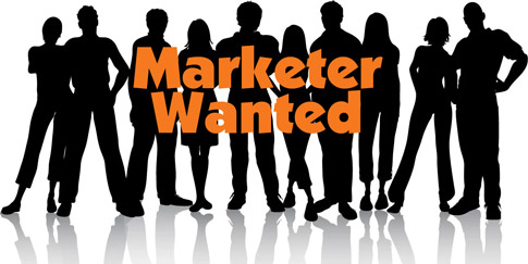 Marketer wanted